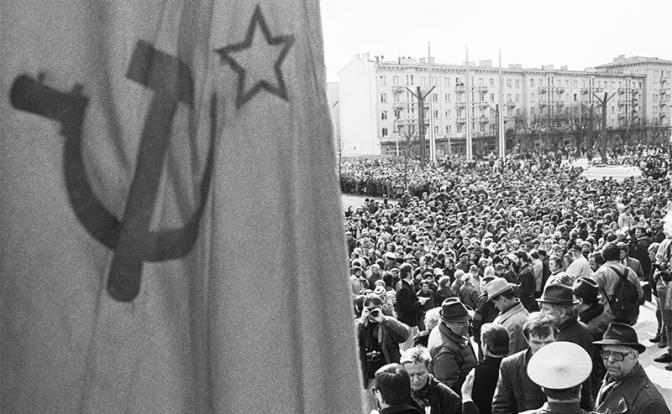 Как Литва пытается вернуть времена СССР