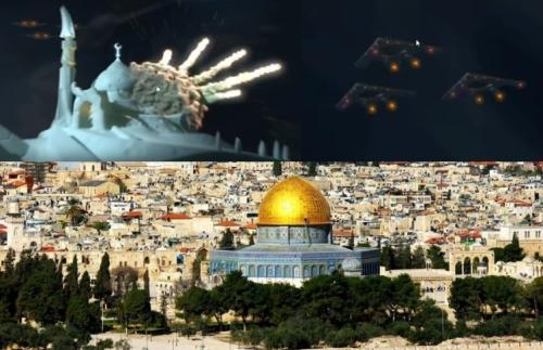 Спецслужбы Израиля предотвратили теракт на Храмовой горе.