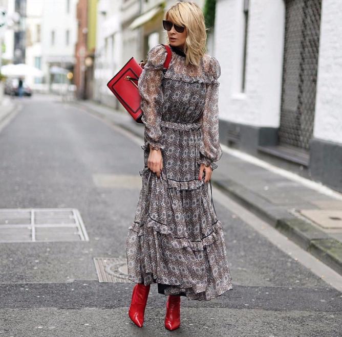 Как носить ретро-платье и не выглядеть старомодно: четыре варианта внешность,гардероб,красота,мода,мода и красота,модные образы,модные сеты,модные советы,модные тенденции,обувь,одежда и аксессуары,стиль,стиль жизни,уличная мода,фигура