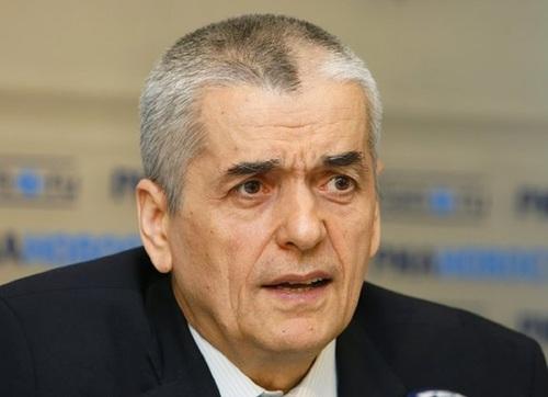 Онищенко посоветовал львовским депутатам запретить думать на русском