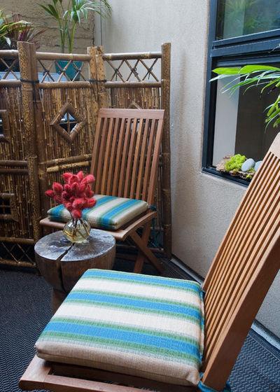Тропический Дворик by Kimball Starr Interior Design