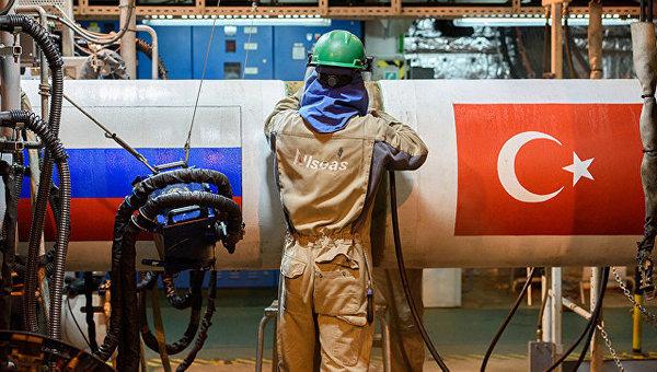 """Киеву осталось только рыдать: """"Турецкий поток"""" будет поставлять газ в Евросоюз"""