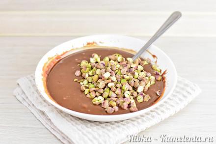 Приготовление рецепта Шоколадная помадка к чаю шаг 4
