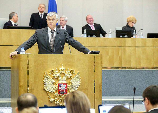 Валерий Гартунг(2019)|Фото: Госдума РФ
