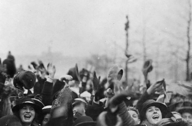Конец Великой войны