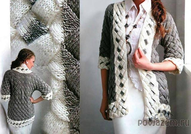 Идея для любителей вязания. …