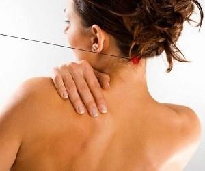 Как избавиться от боли в шее…