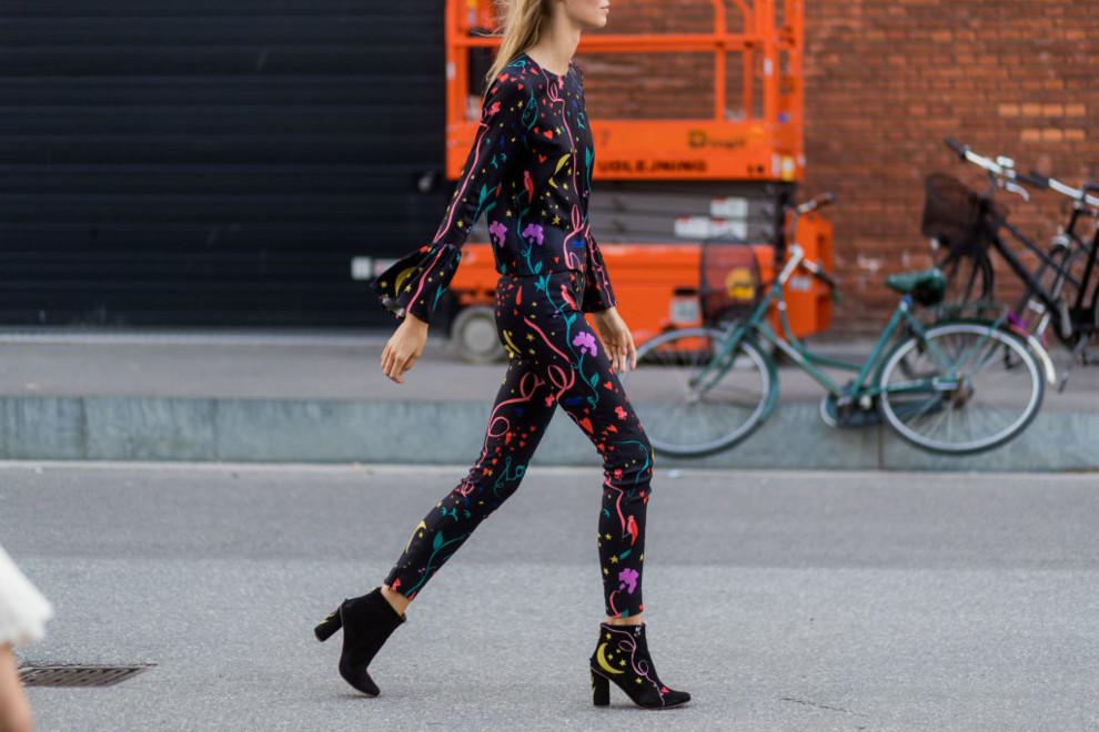 Streetstyle: 30 самых эффектных аксессуаров Недели моды в Копенгагене