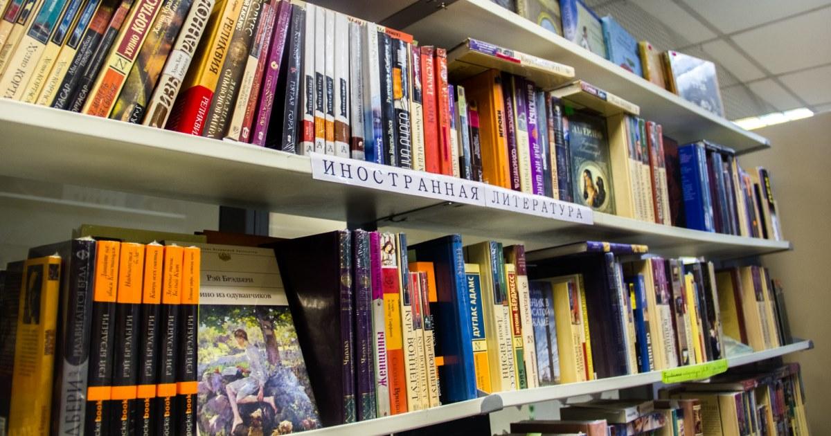 Минкульт предложил размещать книжные магазины в театрах, музеях и библиотеках
