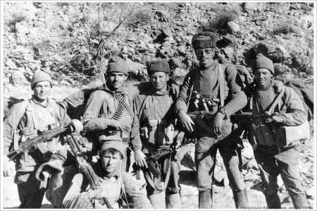 Афганские духи: американские…