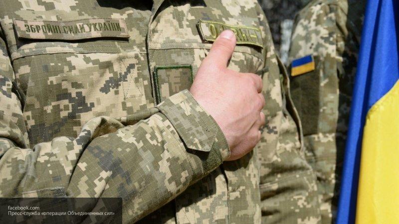 ВСУ из гранатометов и минометов выстрелили по позициям Народной милиции ЛНР
