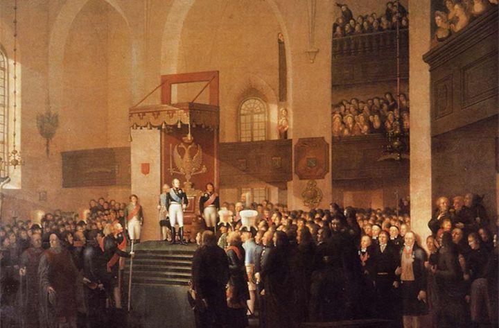 1 апреля 1808 года  - присоединение Финляндии к России