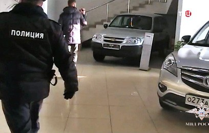 В Москве задержали банду автомошенников
