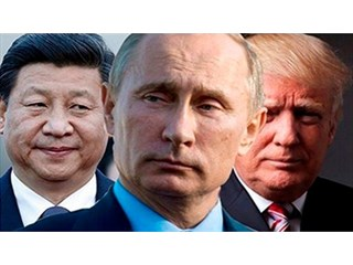 Что произошло в Осаке и почему кто-то начал войну сразу с Путиным, Трампом и Цзиньпинем?
