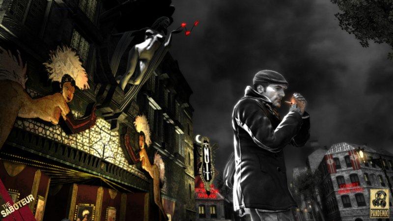Дикий ирландец в нуарном Париже: игре The Saboteur исполнилось 10 лет