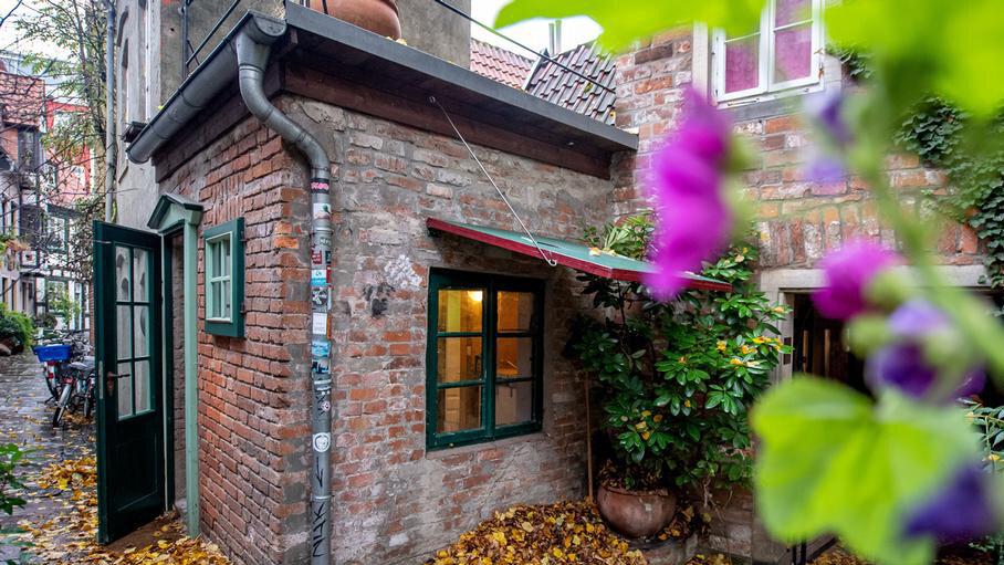 Крошечный жилой дом в Германии 4 кв.м. Как выглядит и сколько стоит? необычные дома,о недвижимости