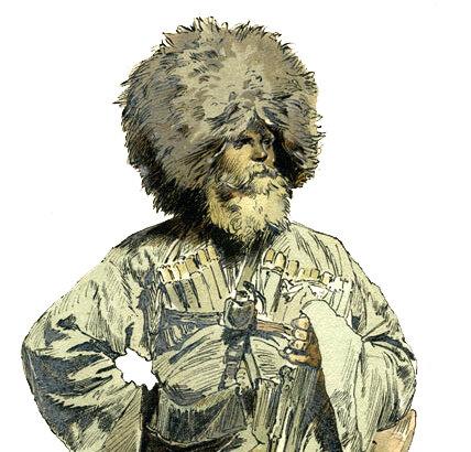 Глиняные пули, волкодавы и поляки с косами: 7 интересных фактов о русской армии на Кавказе