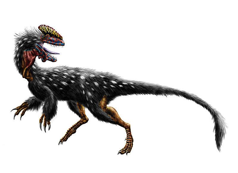 Динозавры - альтернатива приматам, которая впрочем не смогла