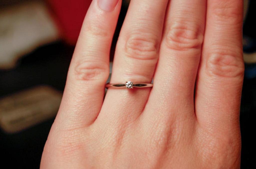 что делать если кольцо мало