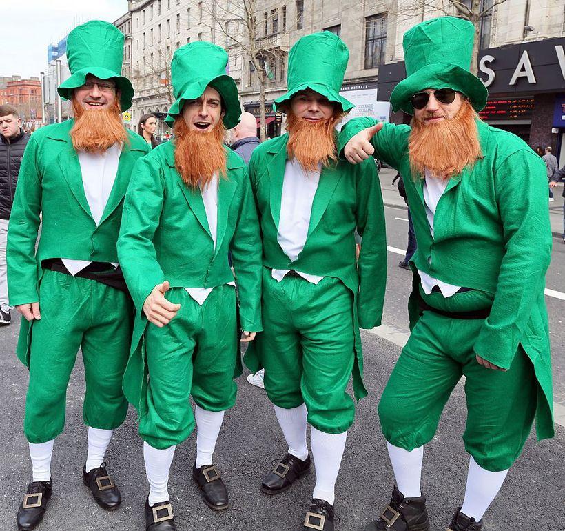 Поразительные факты об ирландцах