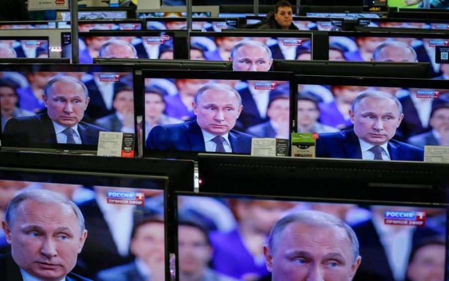 """И сюда дотянулся """"проклятый Путин"""""""