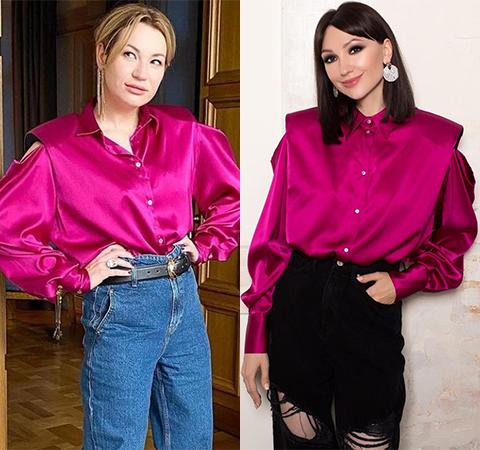 Модная битва: Ида Галич против Согдианы