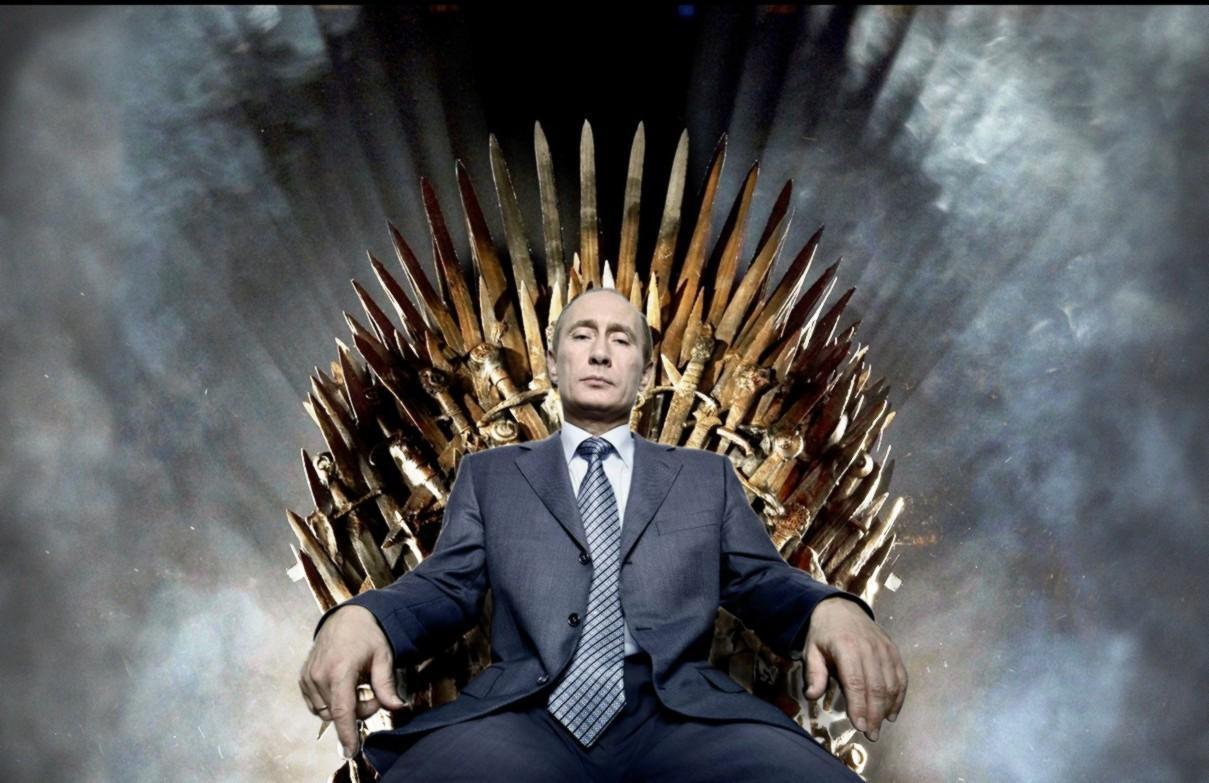 Зрада: Time внёс Путина вто…