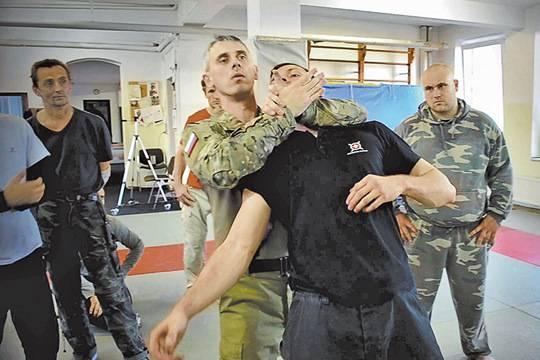 Соединённые Штаты испугались русского инструктора