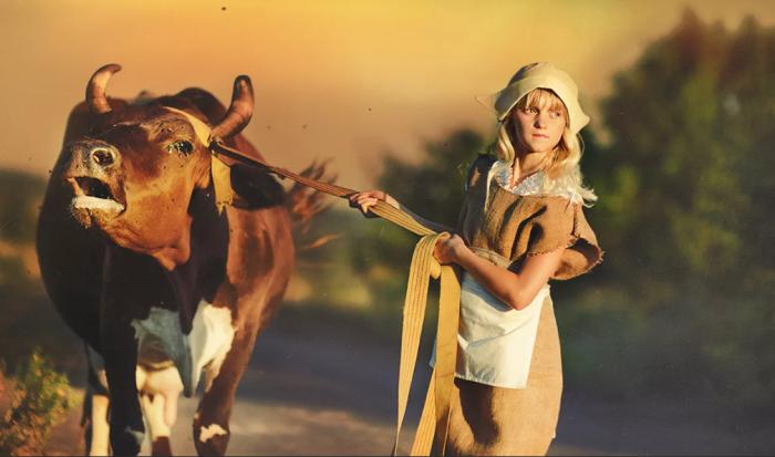 Почему мясо коровы называют
