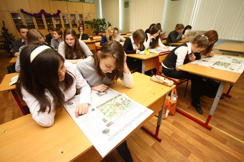 Попробуйте пройти тест из средней школы, с которым справились далеко не все россияне