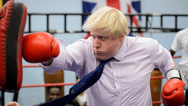 Джонсон уверен, что Скрипаля отравил Путин
