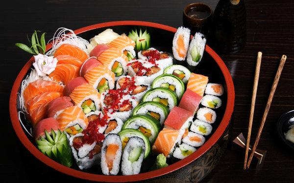 Мало кто знает, что суши...