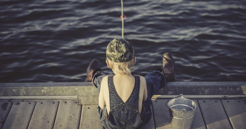 Детство — удивительная штука, всё кажется хорошим позитив