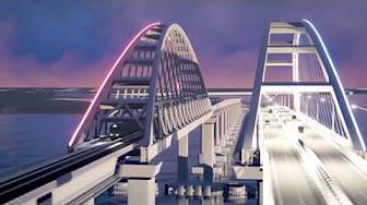 СМОТРЕТЬ ВСЕМ КРОМЕ КАСТРЮЛЯГОЛОВЫХ ! Арки Керченского моста установят в срок !