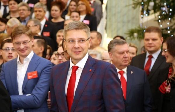 Партия Ушакова назвала своих…
