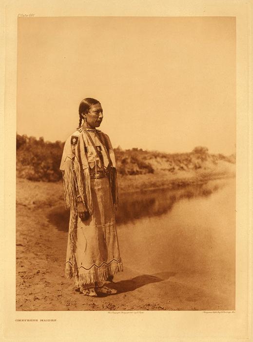 Две души, одно сердце, пять гендеров: Как выглядело распределение полов у индейцев гендер,индейцы,интересное,мир,общество