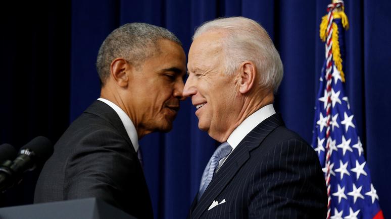 Politico: лоббист Манафорта призывал Обаму и Байдена «не дать русским украсть Украину у Запада»