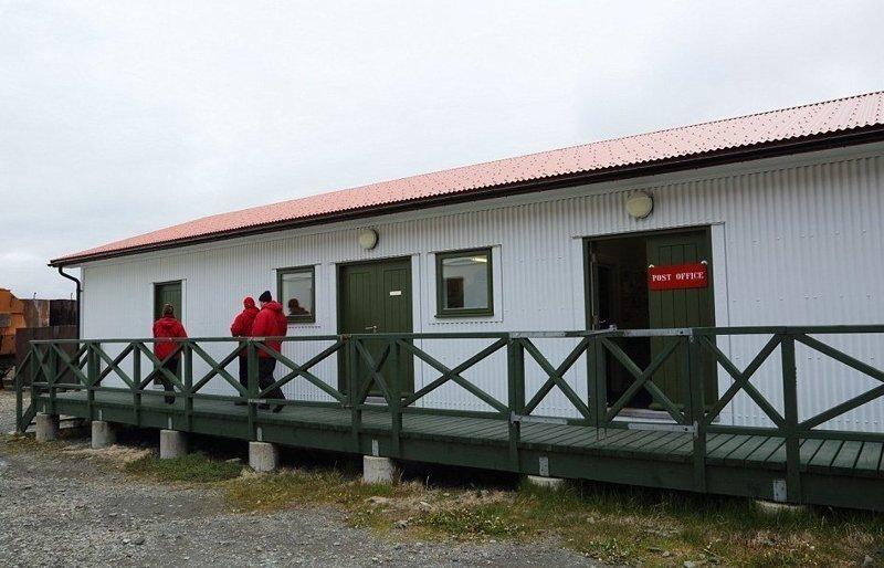 Кинг-Эдвард-Поинт, Южная Георгия дальние края, дальня доставка, изнетесно, необычно, познавательно, почта, почтальоны, почтовые отделения