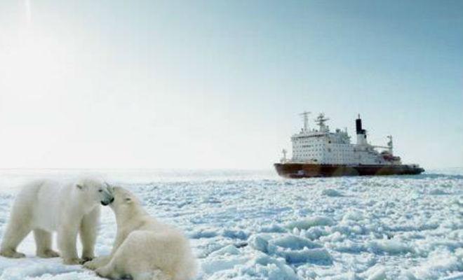 Анатомия стального покорителя Арктики