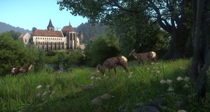 Грядущий патч для Kingdom Come добавит в игру сохранение при выходе