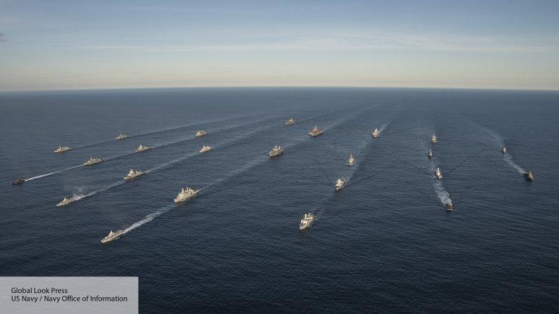 НАТО стягивает силы к россий…