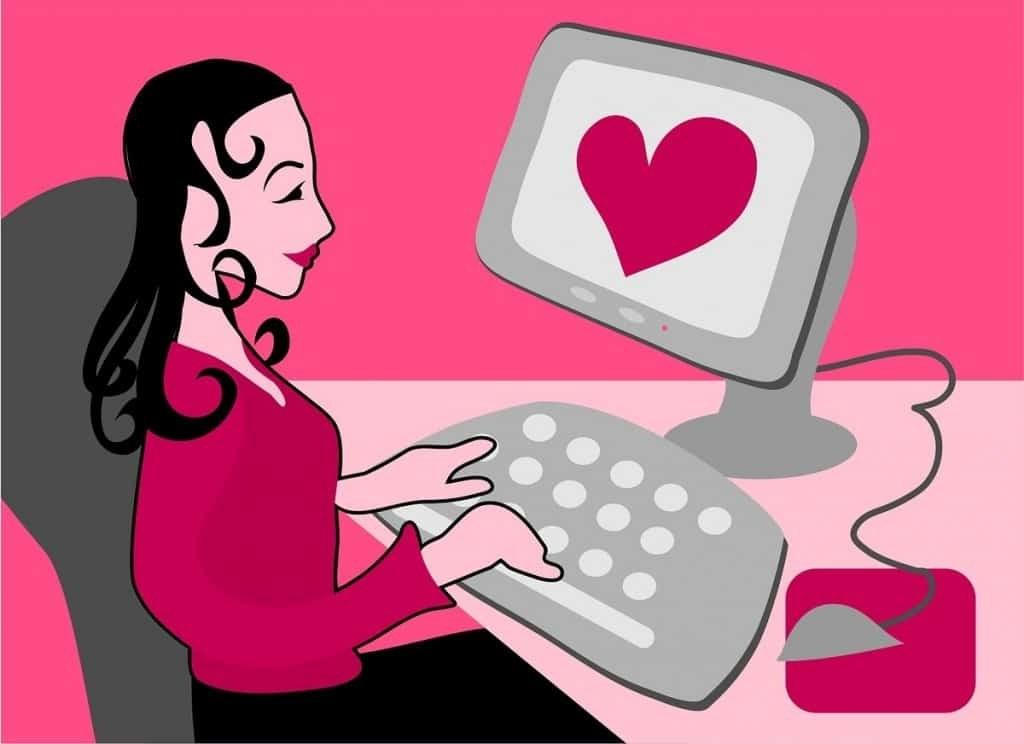 общение с виртуальной девушкой - 2