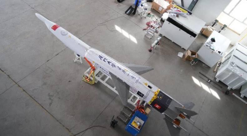 Китай испытывает многоразовую гиперзвуковую ракету