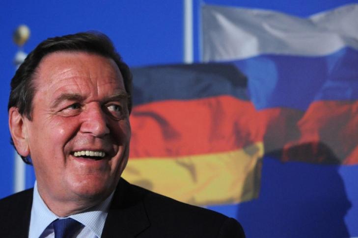 Шредер: Воссоединение Крыма с Россией вызвано расширением НАТО