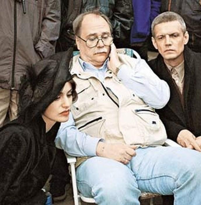На съёмочной площадке «Мастера и Маргариты». / Фото: www.kpcdn.net