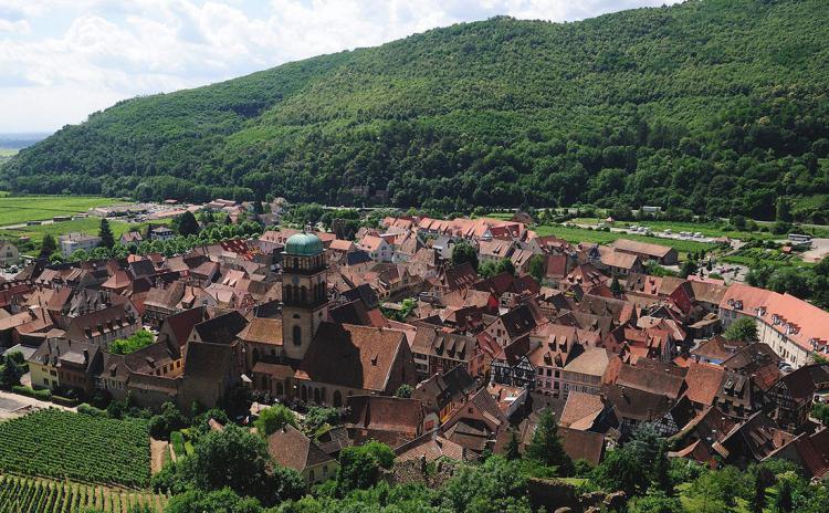 Кайзерсберг: сказочный город, который французы назвали лучшим в своей стране