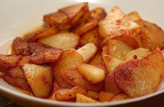 Картошка жареная в мультиварке в разы полезнее и вкуснее