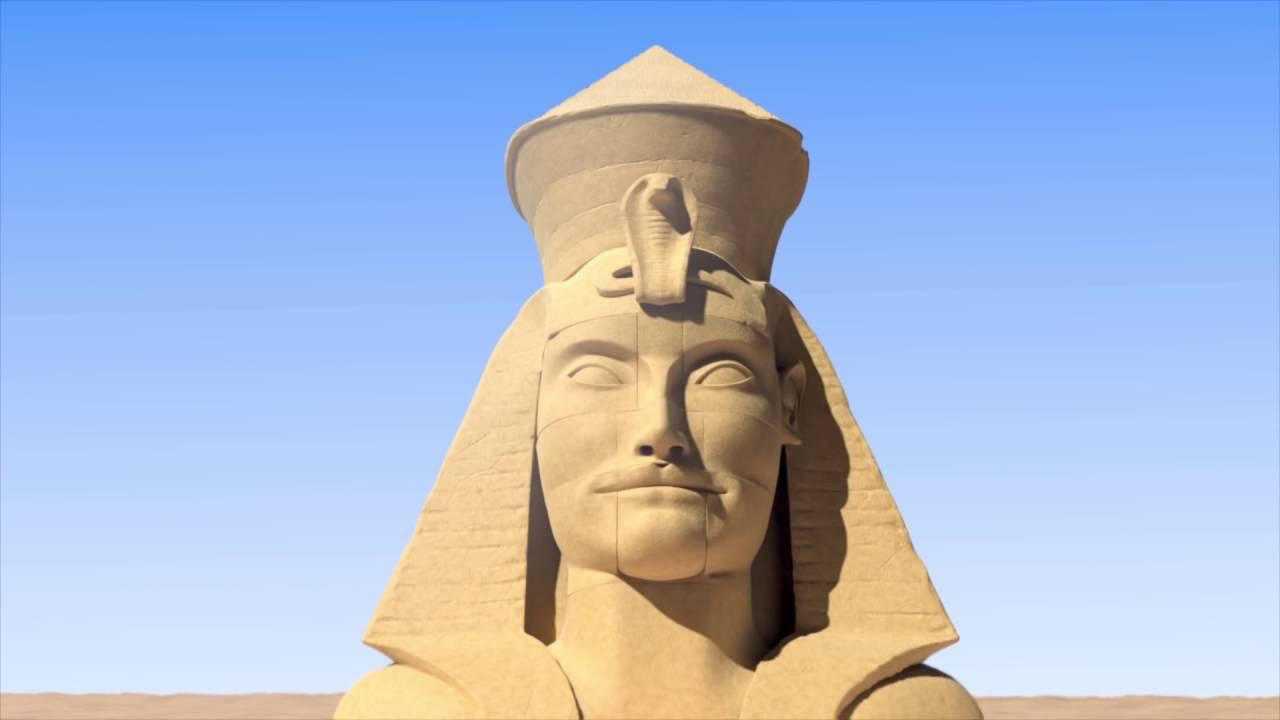 Сенсация! Тайна Египетских пирамид разгадана! Но ненадолго...