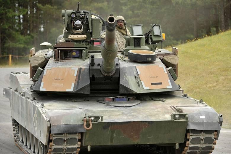 Новости проекта модернизации танков M1A2 SEP v.3