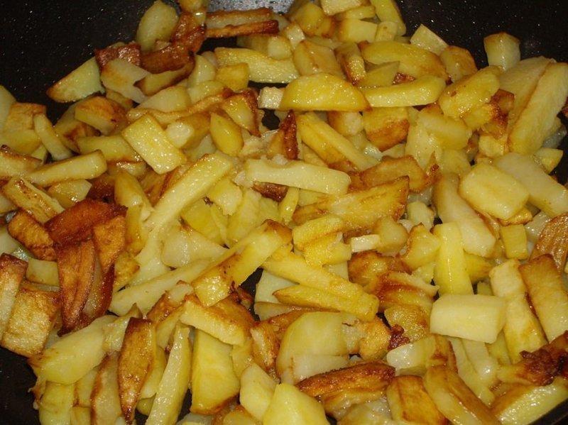 Воскресное: русские особенности жареной картошки